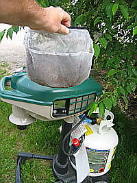 How to Clean Your Mosquito Magnet® Trap