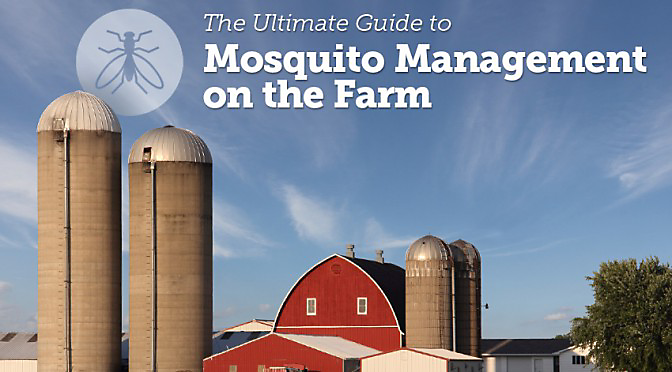 Mosquito Management on the Farm
