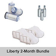 2-Month Accessory Bundle for Liberty - Lurex3™