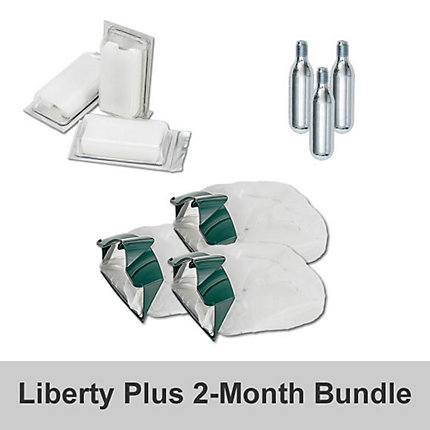 2-Month Accessory Bundle for Liberty Plus - Octenol