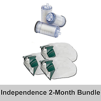 2-Month Accessory Bundle for Independence - Lurex3™