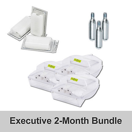 2-Month Accessory Bundle for Executive - R-Octenol