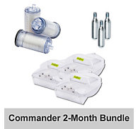 2-Month Accessory Bundle for Commander - Lurex3™