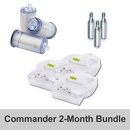 2-Month Accessory Bundle for Commander - Lurex3™