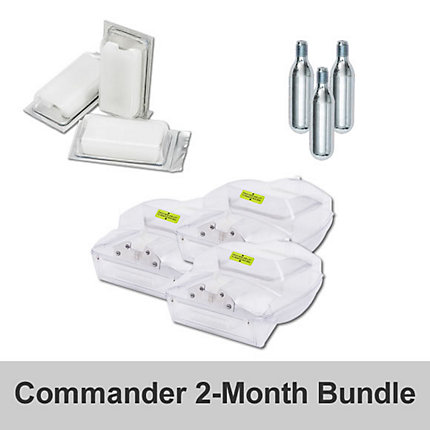 2-Month Accessory Bundle for Commander - Octenol