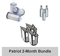 2-Month Accessory Bundle for Patriot - Lurex3™