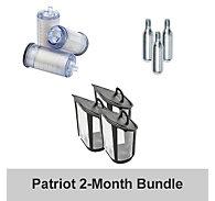 2-Month Accessory Bundle for Patriot - Lurex3™