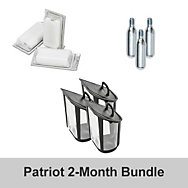 2-Month Accessory Bundle for Patriot - Octenol