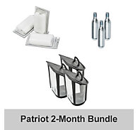 2-Month Accessory Bundle for Patriot - R-Octenol