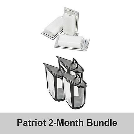 2-Month Accessory Bundle for Patriot - R-Octenol
