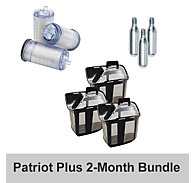 2-Month Accessory Bundle for Patriot Plus - Lurex3™