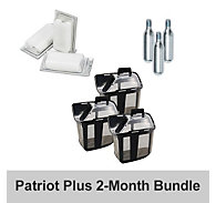 2-Month Accessory Bundle for Patriot Plus - Octenol
