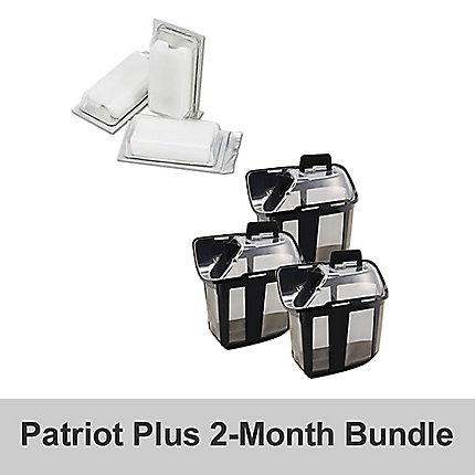 2-Month Accessory Bundle for Patriot Plus - Octenol