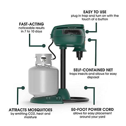 Mosquito Magnet® Patriot Plus Mosquito Trap | #MM4200B