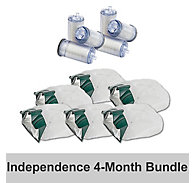 4-Month Accessory Bundle for Independence - Lurex3™