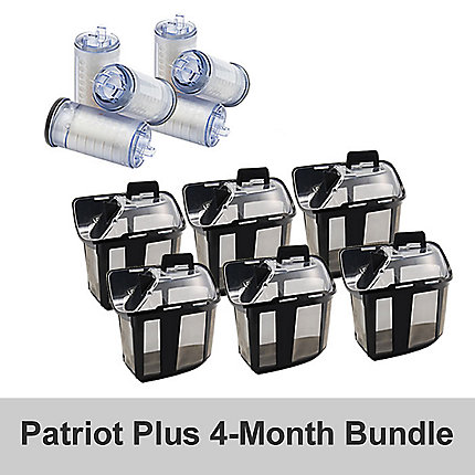 4-Month Accessory Bundle for Patriot Plus - Lurex3™