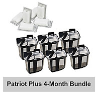 4-Month Accessory Bundle for Patriot Plus - R-Octenol