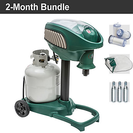 Mosquito Magnet® Independence & 2-Month Accessory Bundle - Lurex3™