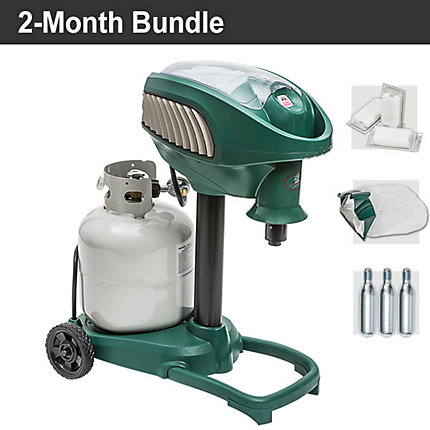 Mosquito Magnet® Independence & 2-Month Accessory Bundle - R-Octenol