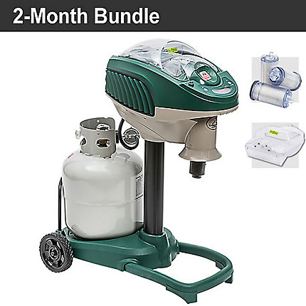 Mosquito Magnet® Executive & 2-Month Accessory Bundle - Lurex3™