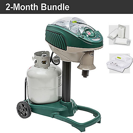 Mosquito Magnet® Executive & 2-Month Accessory Bundle - R-Octenol