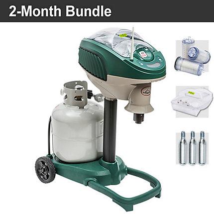 Mosquito Magnet® Commander & 2-Month Accessory Bundle - Lurex3