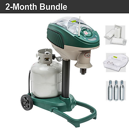 Mosquito Magnet® Commander & 2-Month Accessory Bundle - R-Octenol