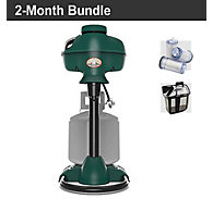 Mosquito Magnet® Patriot Plus & 2-Month Accessory Bundle - Lurex3™