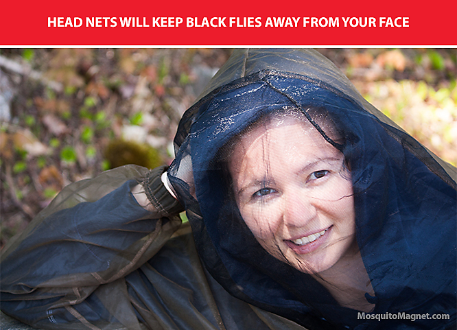 What Clothes Work Against Black Flies?