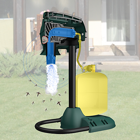 mosquito magnet trap