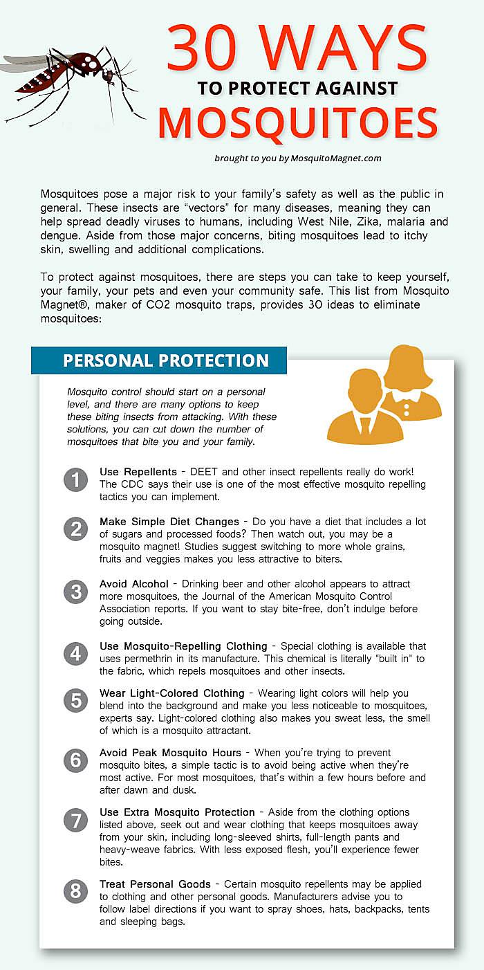 pics 6 Simple Ways To Prevent Mosquito Bites