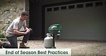 End of Season Best Practices