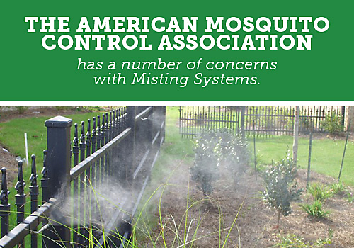 Wonderful Mosquito Misting Systems