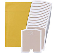 DynaTrap® DOT StickyTech Replacement Glue Cards - Sand 18 pcs