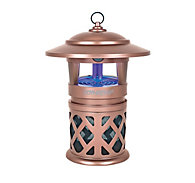 DynaTrap® ½ Acre Mosquito and Insect Trap with Optional Wall Mount – Copper