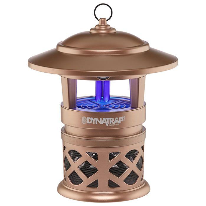 DynaTrap® DT1100 - 1/2 Acre Parede de Cobre - Montagem com 2 Lâmpadas sobresselentes