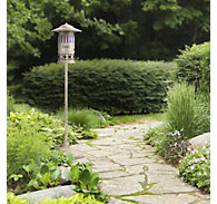 DynaTrap® 1/2 Acre w/Pole - Sonata Series Insect Trap