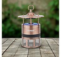 DynaTrap® 1/4 Acre – LED ATRAKTA™ Series Insect Trap Antique Copper