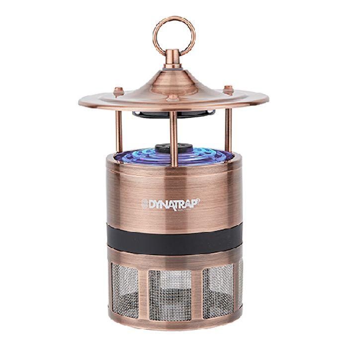 DynaTrap® 1/4 Acre - LED ATRAKTA™ Série Armadilha de insectos Cobre antigo