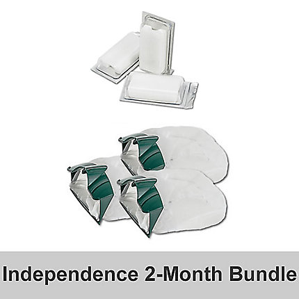 2-Month Accessory Bundle for Independence - Octenol
