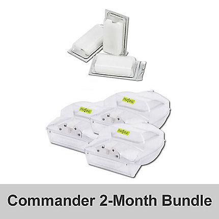 2-Month Accessory Bundle for Commander - Octenol