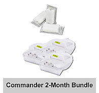2-Month Accessory Bundle for Commander - R-Octenol