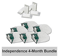 4-Month Accessory Bundle for Independence - Octenol