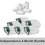 4-Month Accessory Bundle for Independence - R-Octenol