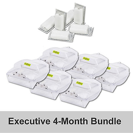 4-Month Accessory Bundle for Executive - R-Octenol