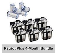 4-Month Accessory Bundle for Patriot Plus - Lurex3™