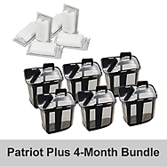 4-Month Accessory Bundle for Patriot Plus - R-Octenol