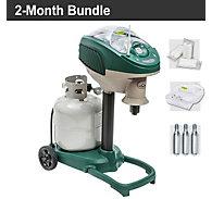 Mosquito Magnet® Commander & 2-Month Accessory Bundle - Octenol