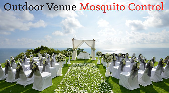 Prevent Mosquitoes From Outdoor Event